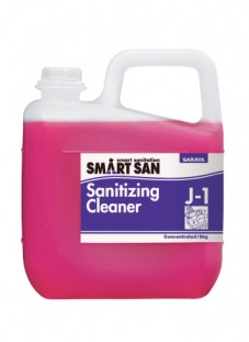 Sanitizing Cleaner (J-1)