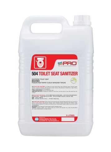 504 Toilet Seat Sanitizer