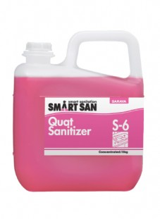 Quat Sanitizer (S-6)